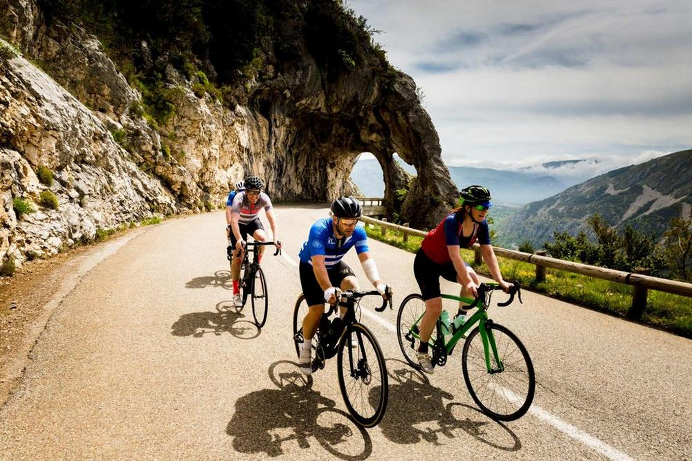 The Rapha Cycling Club On The Côte D'azur