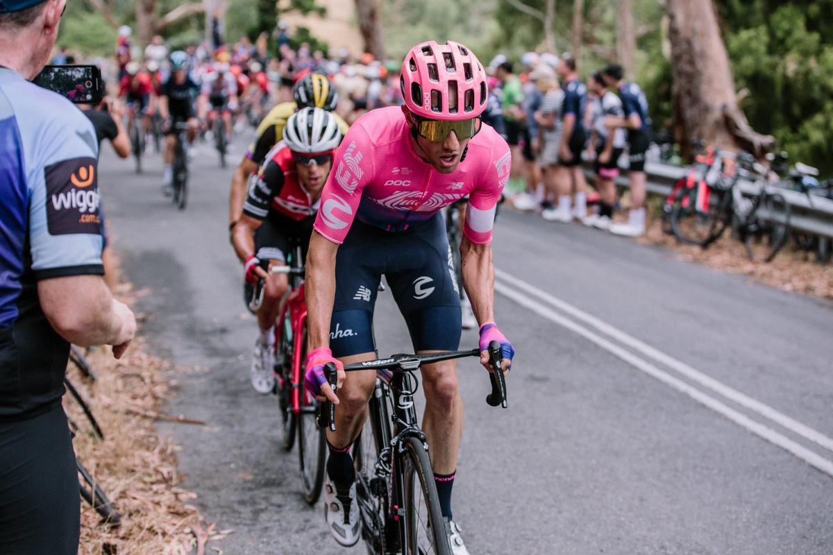 Michael Woods EF Education First Omloop