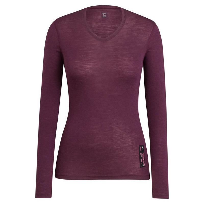Women's Merino Base Layer - Long Sleeve