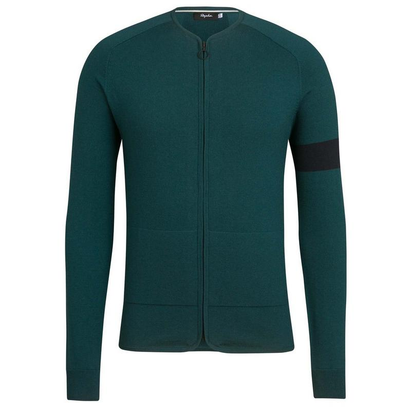 Merino Zip Through