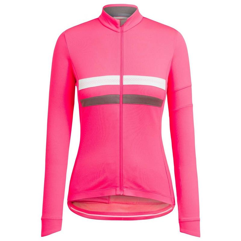 Women's Brevet Long Sleeve Jersey