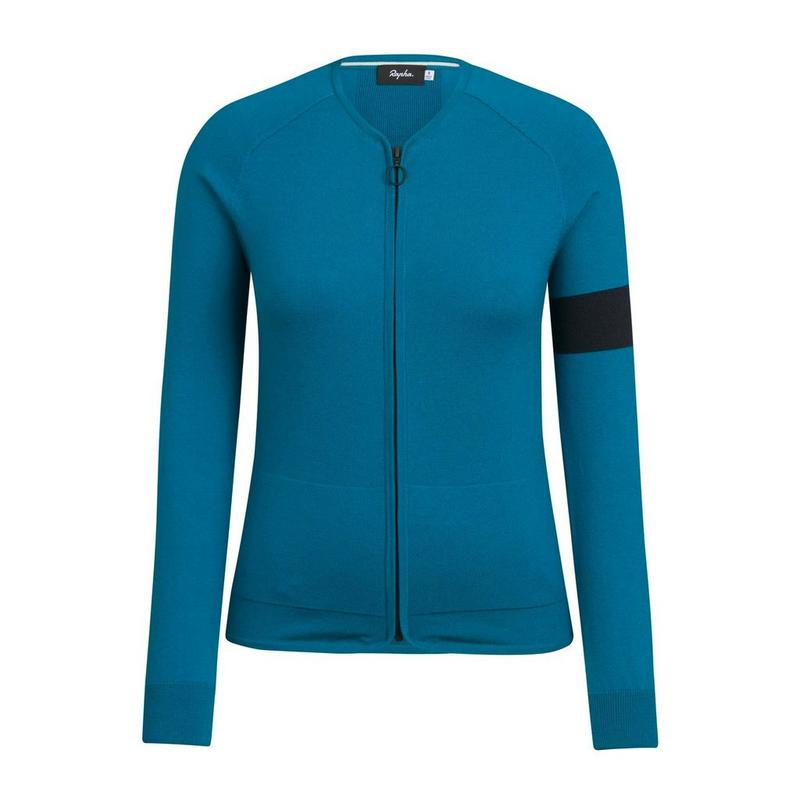 Women's Merino Zip Through