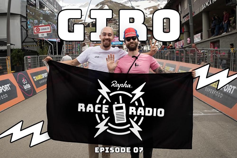 RAPHA RACE RADIO: EPISODIO 7