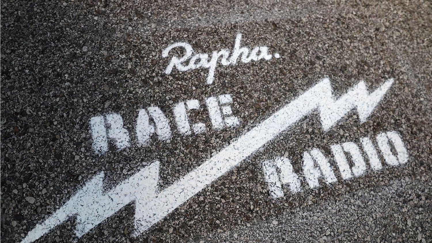 Rapha Race Radio