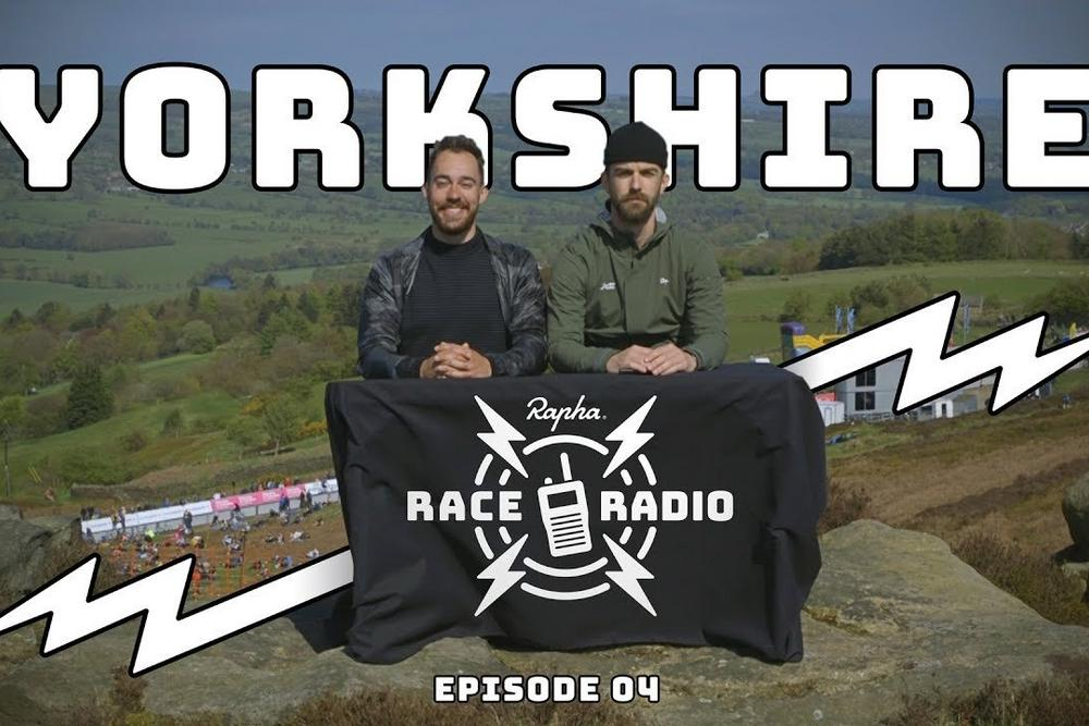Rapha Race Radio ÉPISODE 4
