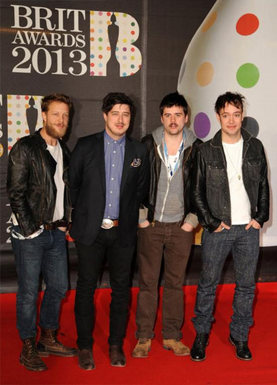 rag & bone blog: Mumford & Sons