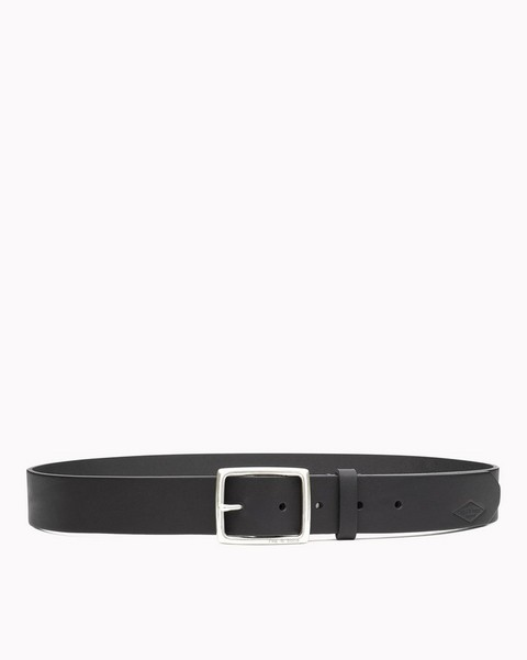 RAG & BONE RUGGED BELT NICKEL