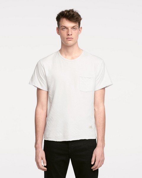 RAG & BONE DOUBLE KNIT TEE