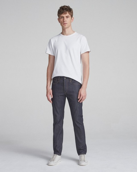 RAG & BONE FIT 2 IN INDIGO RAW