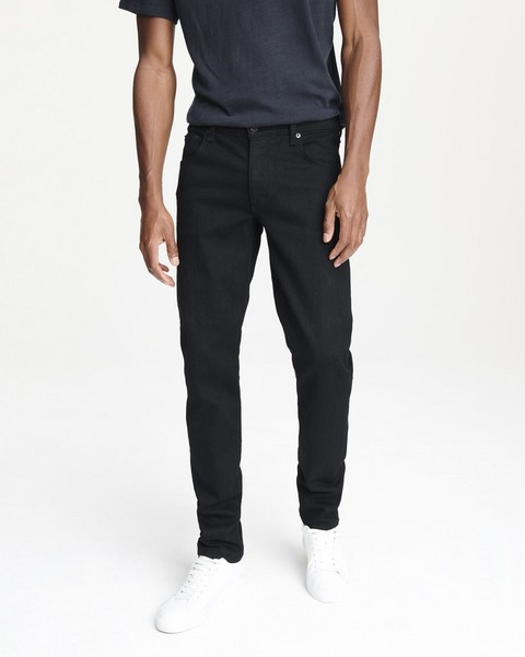 RAG & BONE FIT 2 IN BLACK - 30 INCH INSEAM AVAILABLE