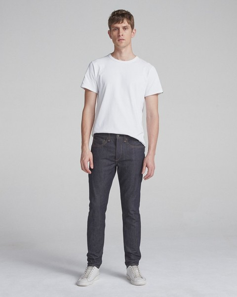 RAG & BONE FIT 1 IN INDIGO RAW