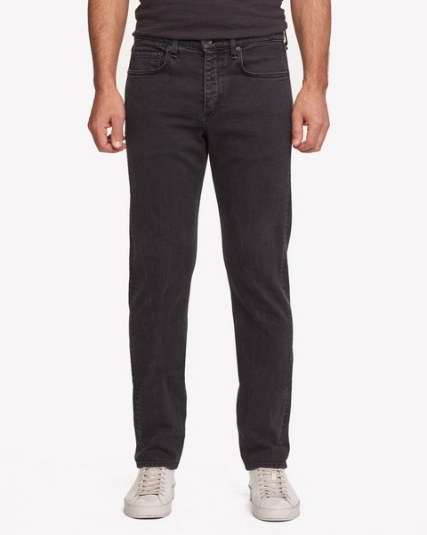 RAG & BONE FIT 1 IN BLACK BRUIN