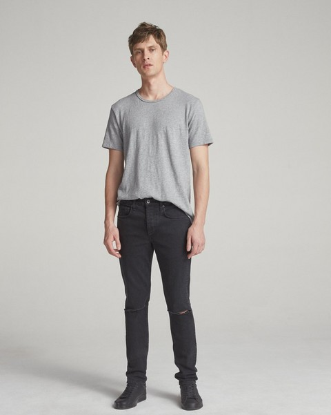 RAG & BONE FIT 1 IN SHEL W HOLES