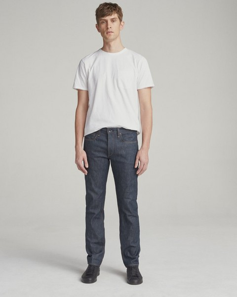 RAG & BONE FIT 2 IN RAW