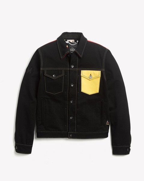 RAG & BONE MICKEY JEAN JACKET