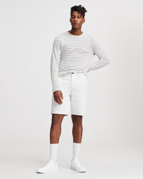 RAG & BONE LINEN CHINO SHORT