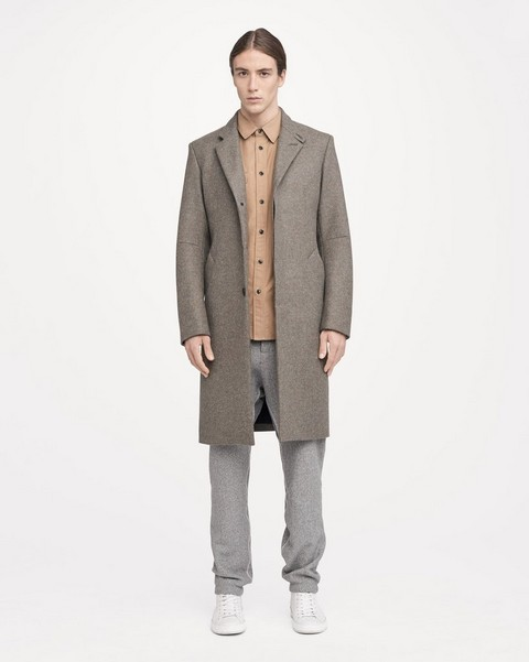 RAG & BONE STOCK COAT