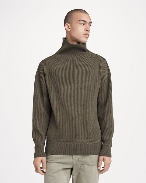 RAG & BONE ANDREW FUNNEL NECK