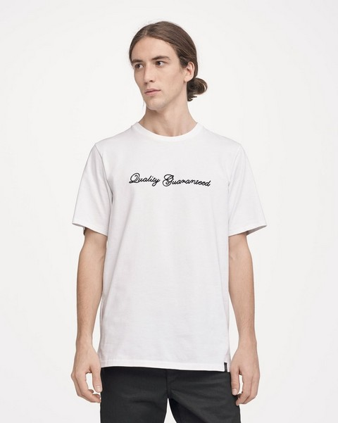 RAG & BONE QUALITY GUARANTEED TEE