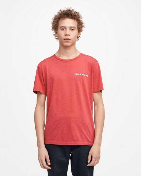 RAG & BONE NICE DAY TEE