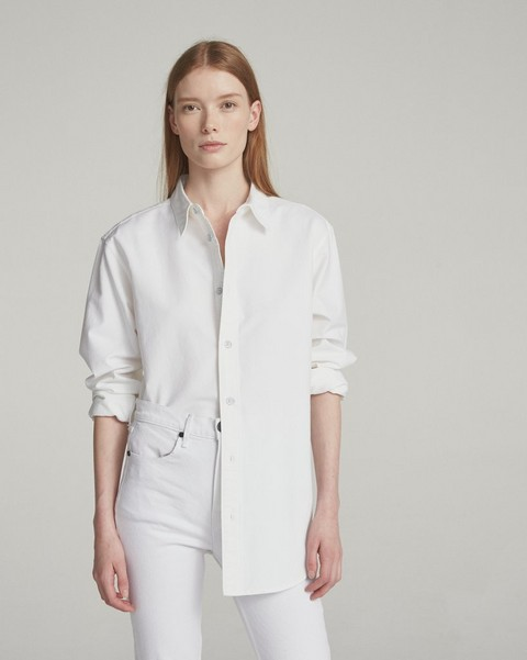 RAG & BONE FIT 2 OXFORD SHIRT