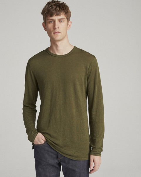 RAG & BONE OWEN long sleeve