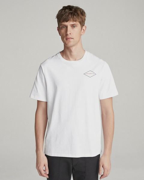 RAG & BONE MINI RB SIGNATURE TEE