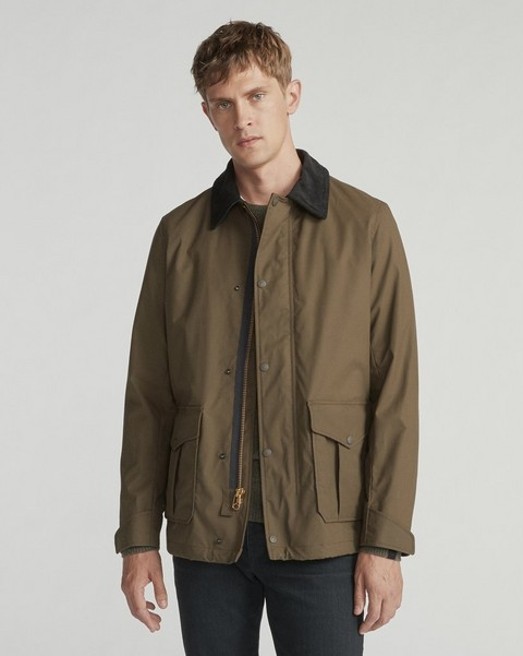 RAG & BONE WAX FIELD JACKET