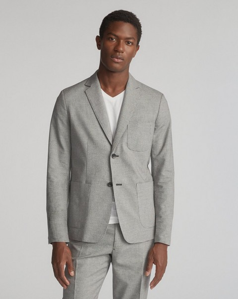 RAG & BONE PATCH PATRICK BLAZER