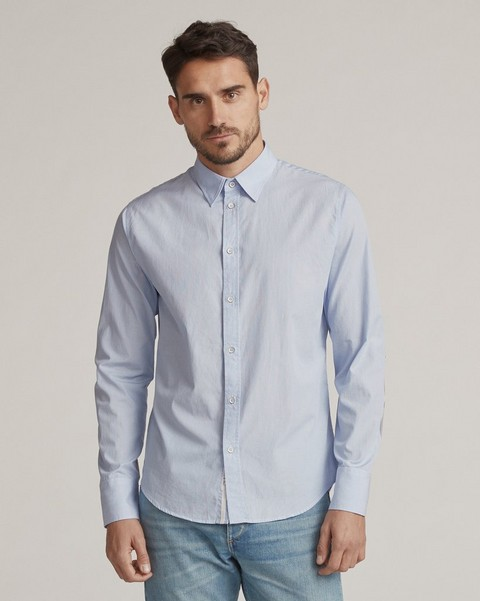 RAG & BONE FIT 2 BASE SHIRT