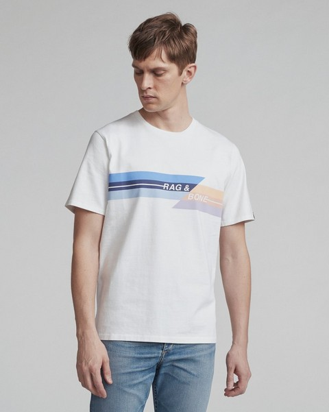 RAG & BONE GLITCH TEE