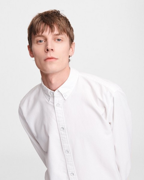RAG & BONE Fit 2 Tomlin Shirt - Cotton