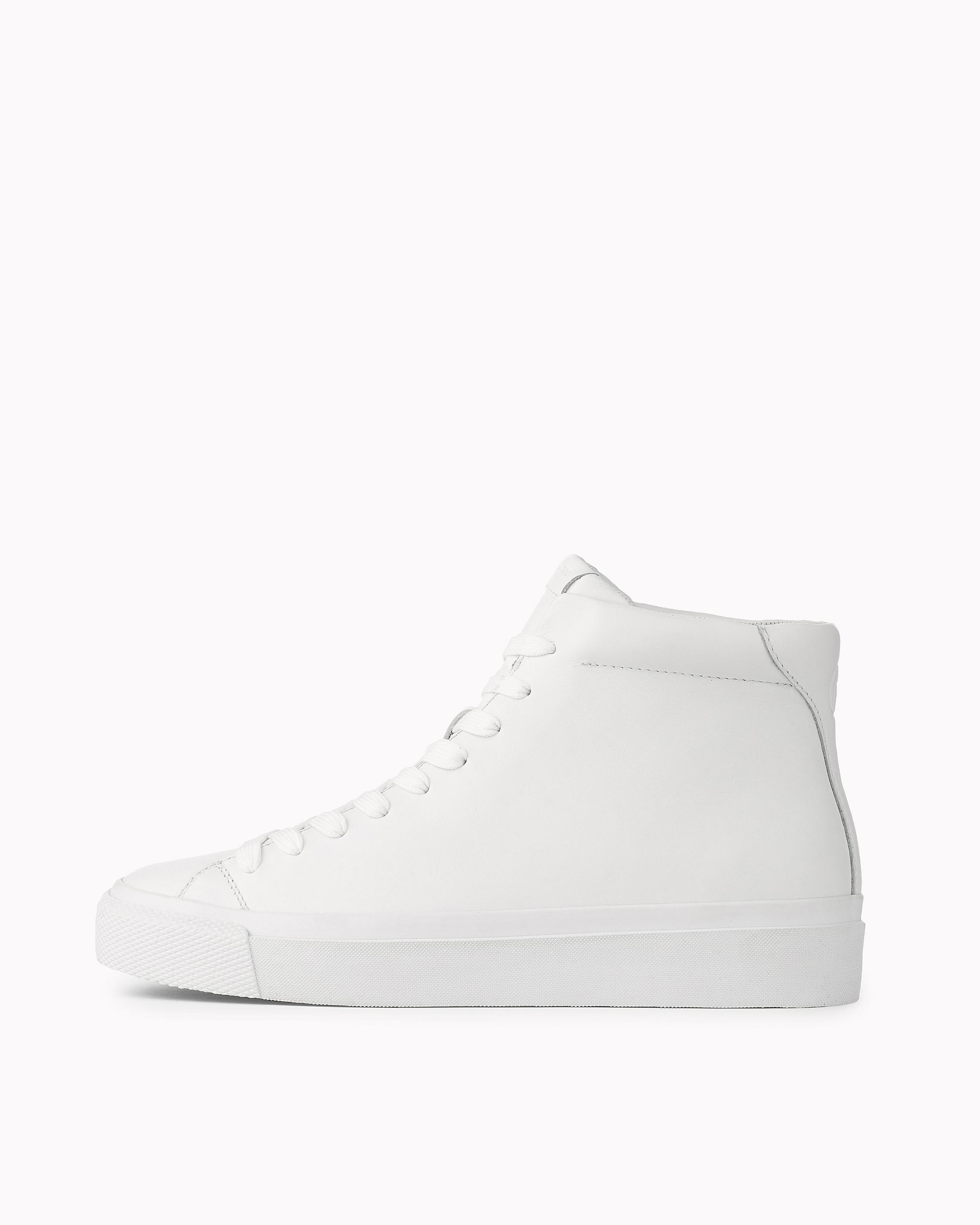 Rb1 High Top Lace-Up Sneakers for Men
