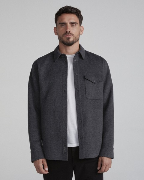RAG & BONE PRINCIPLE SHIRT JACKET
