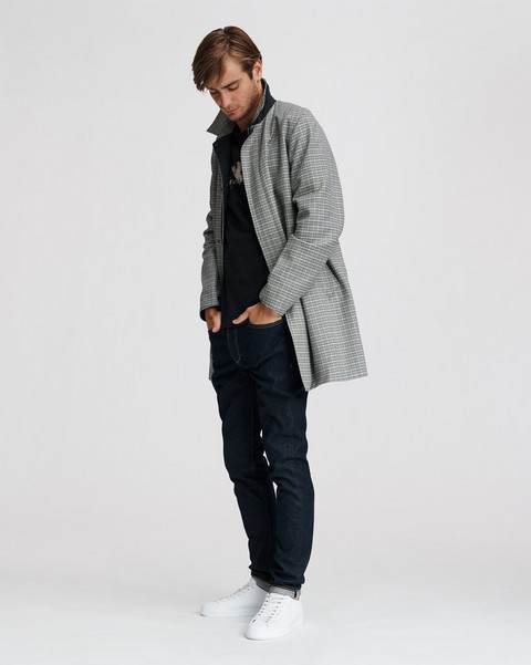 RAG & BONE REVERSIBLE CAR COAT