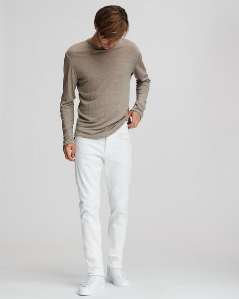 RAG & BONE OWEN LONG SLEEVE TEE