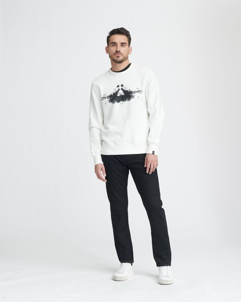 RAG & BONE ILLUSIONS SWEATSHIRT