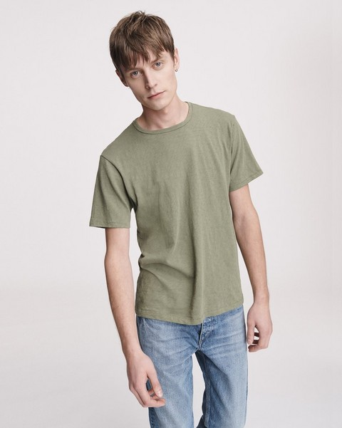 RAG & BONE CORE CREW NECK TEE
