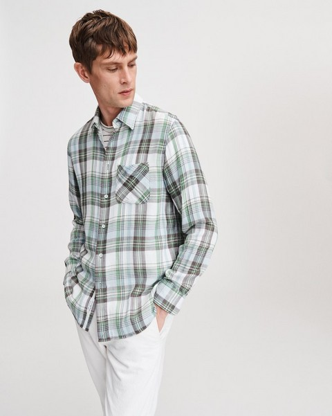 RAG & BONE Fit 3 Beach Shirt - Cotton