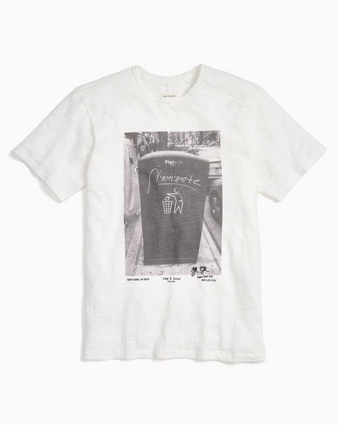 RAG & BONE LIMITED EDITION TEE BY SAY LOU LOU