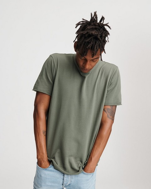 RAG & BONE HUNTLEY Short Sleeve TEE