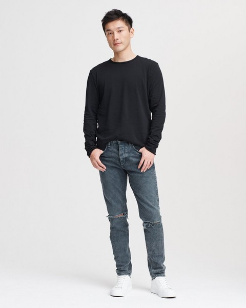 RAG & BONE HUNTLEY Long Sleeve TEE