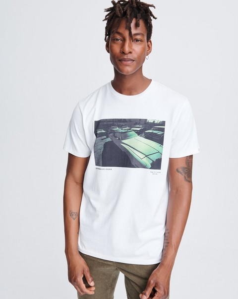 RAG & BONE VINTAGE CAR TEE