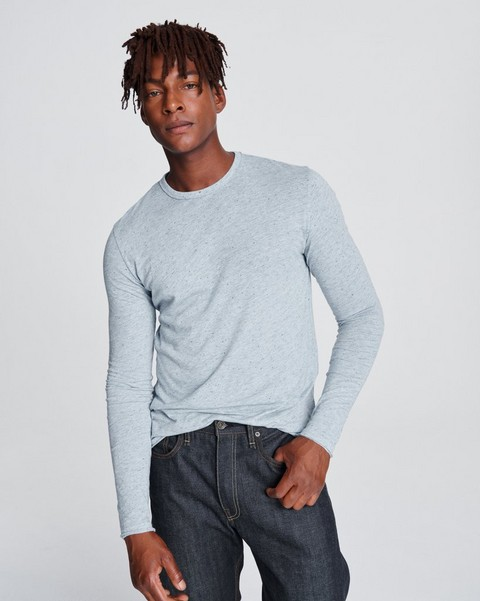 RAG & BONE LINCOLN LONG SLEEVE TEE