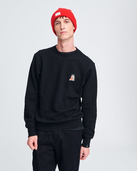 RAG & BONE PIZZA RAT SWEATSHIRT