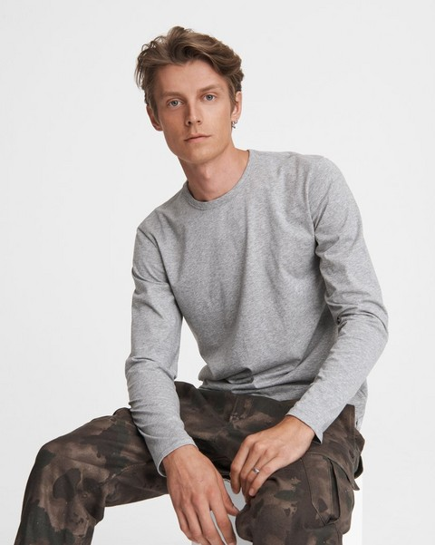 RAG & BONE Principle Long Sleeve Base Tee