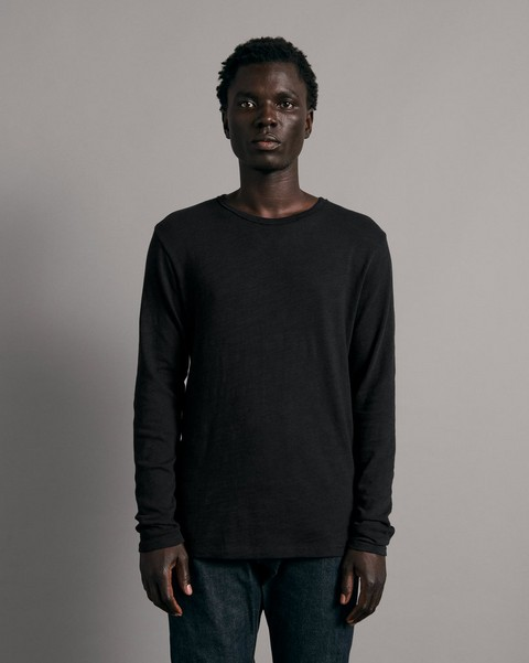 RAG & BONE CLASSIC LONG SLEEVE TEE