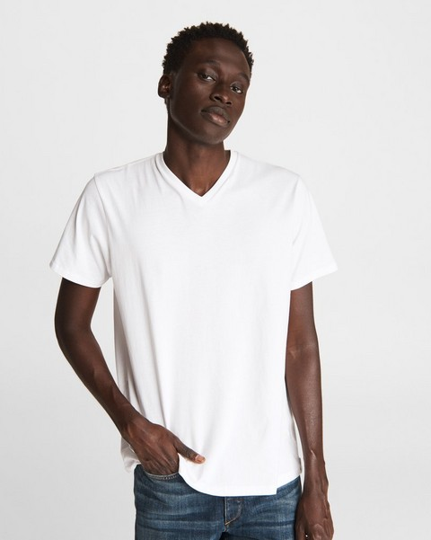 RAG & BONE Principle V-Neck Tee