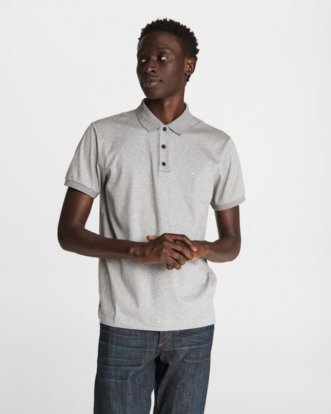 RAG & BONE Interlock Cotton Polo