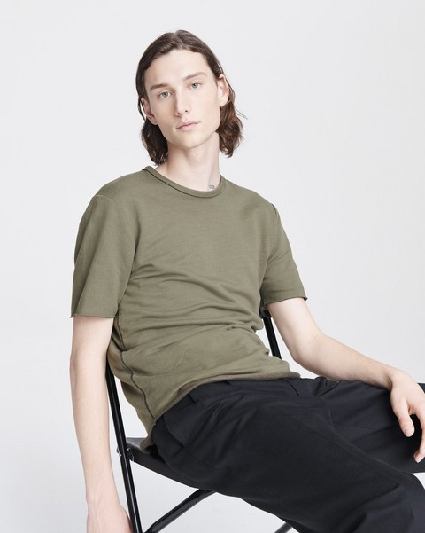 RAG & BONE Huntley Jersey Tee